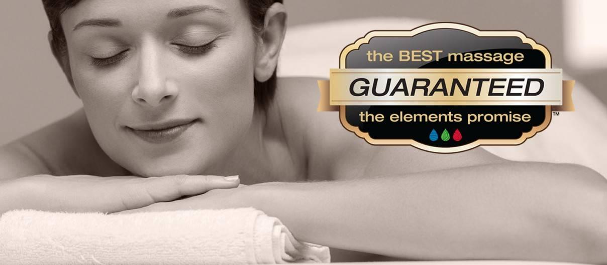 the elements promise satisfaction gauarantee