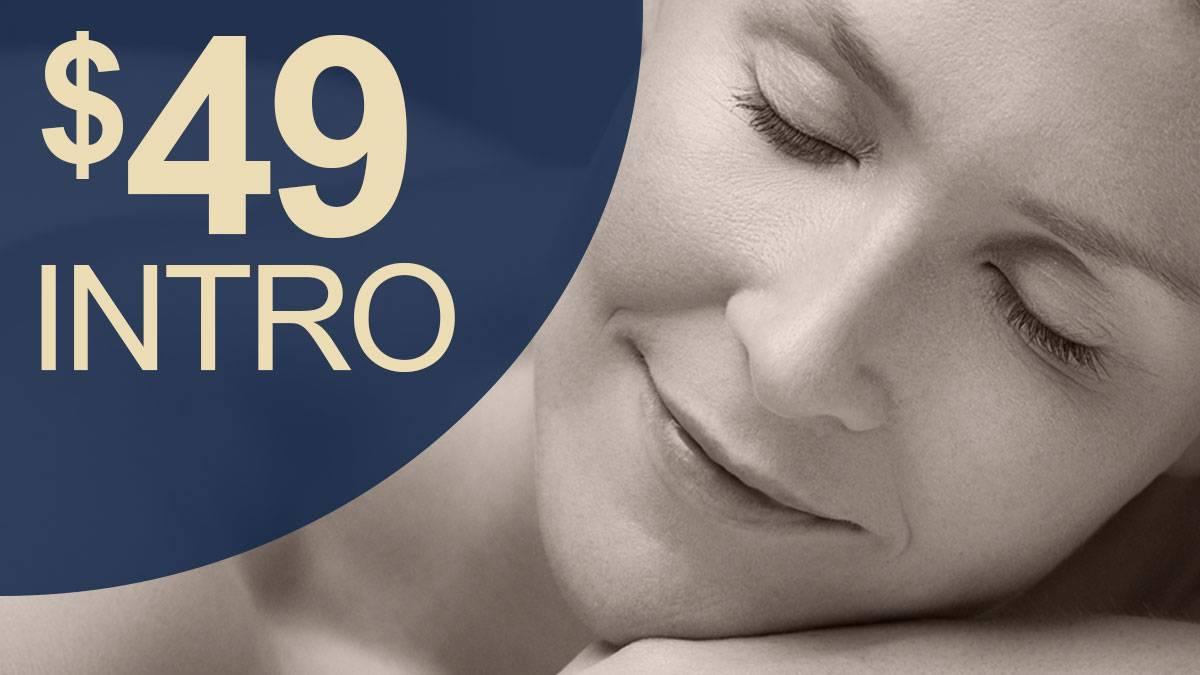 49 1 hour massage at elements massage