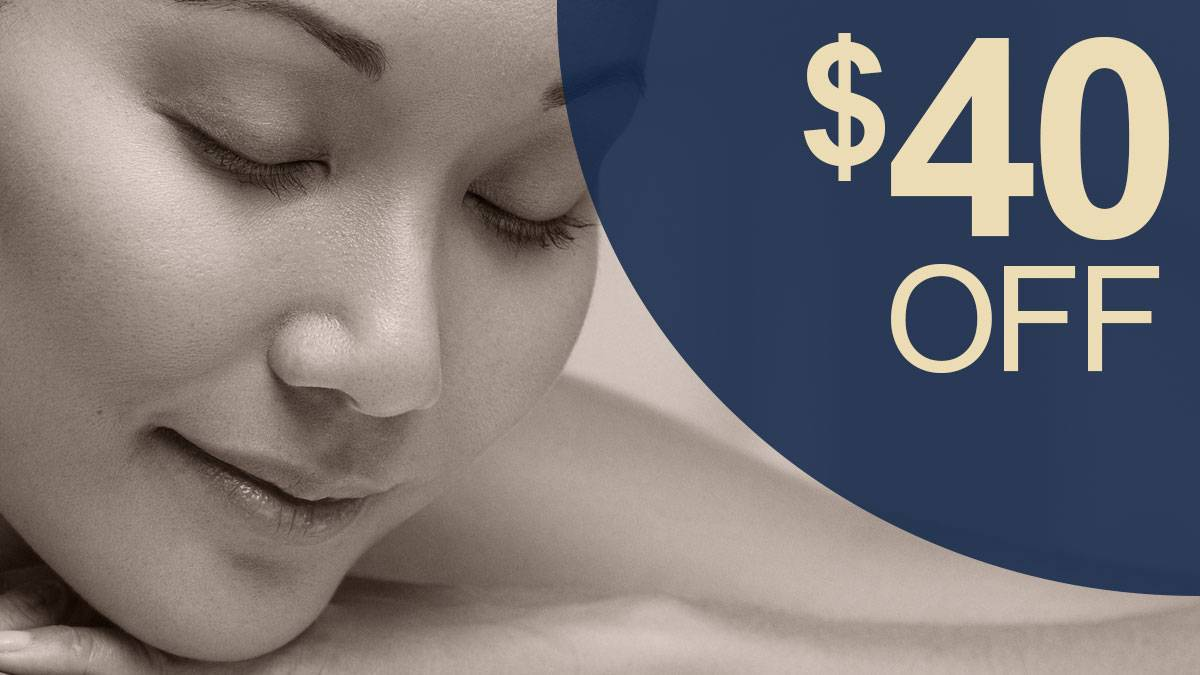 Save 40 on your first massage at Elements Massage