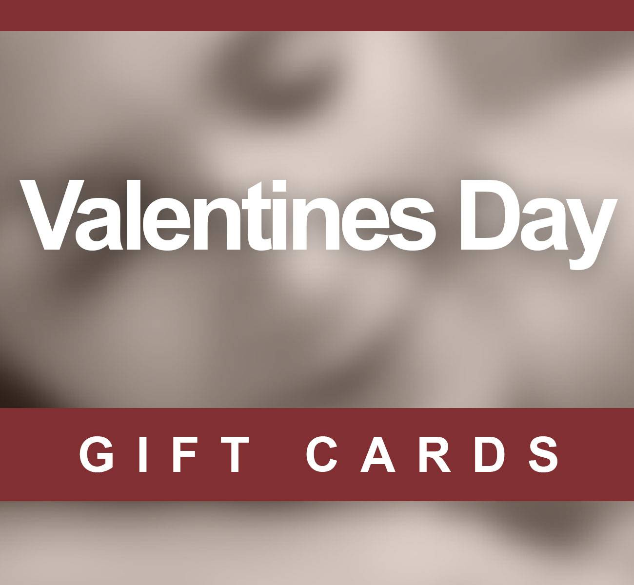 Valentine's Day Gift Cards