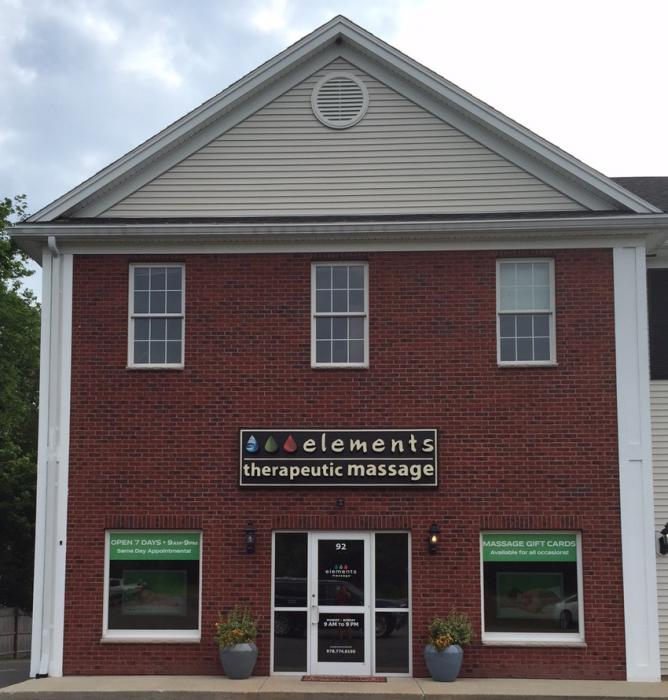 Elements Massage - Middleton MA