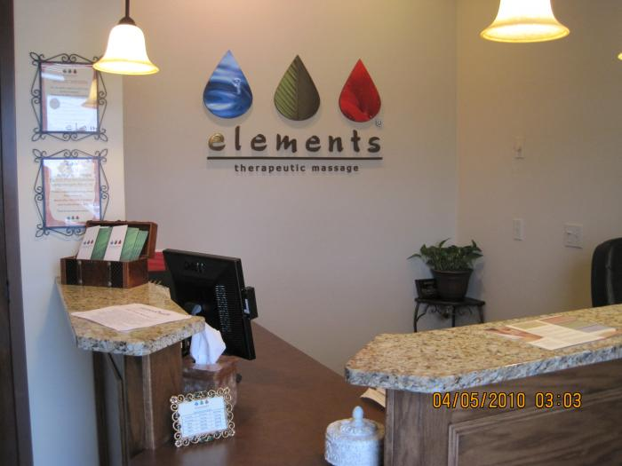 Elements Massage - South Edmond