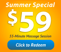 59 Summer Massage Special