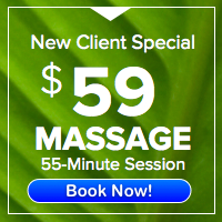 59 Minute Massage Session