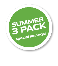 Massage 3 Pack Special