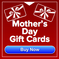 2013 Mother's Day Gift Cards