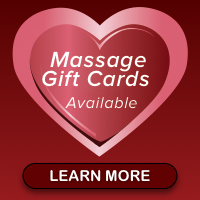 Valentine's Day Massage Gift Cards
