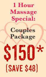 valentine's special, valentines day, valentines massage