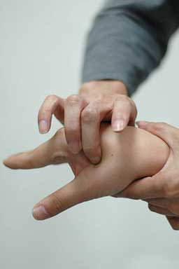 Acupressure and Massage