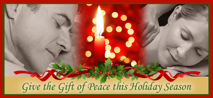 holiday massage gift cards