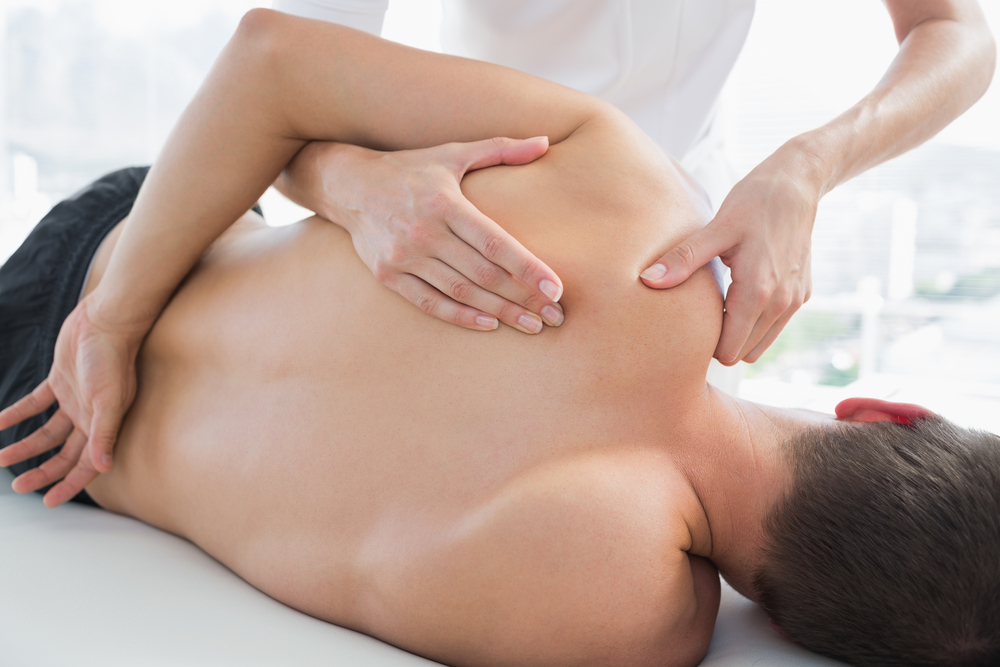 massage soreness after therapeutic massage