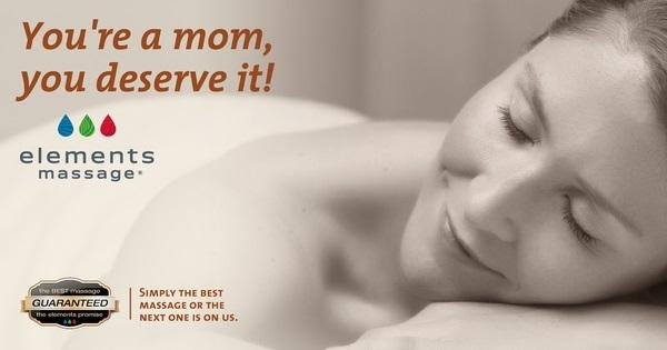 Mothers Day Massage Special White Plains