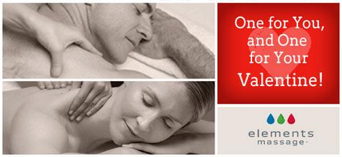 Valentine's Day Massage Specials