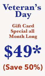 FDNY PDNY Veterans Massage Special