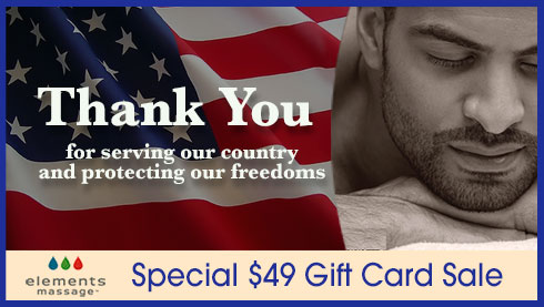 Veteran's Day, NYPD, FDNY Gift Card Special
