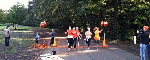 Banner Image for Walk-Run-Fly! The Orange Chicken Run (Cluck, Cluck)
