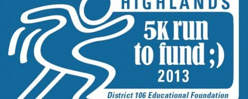 Banner Image for Highlands 5k run to fund