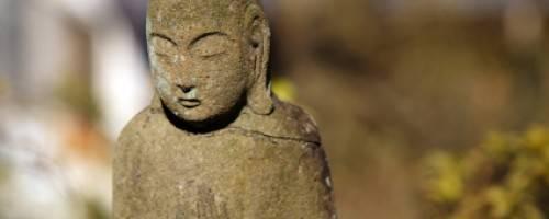 ancient statue