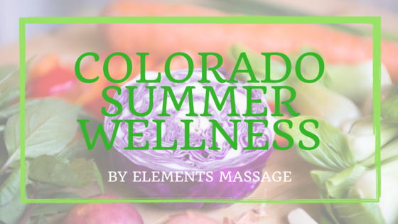 summer wellness activities in Colorado
