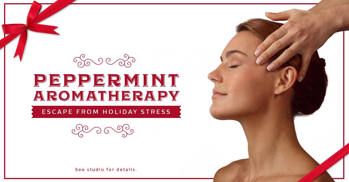 peppermint aromatherapy