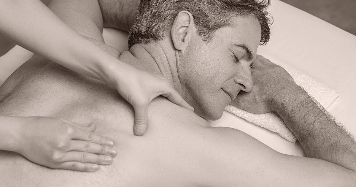 Banner Image for Massage out performs Medication for Lower Back Pain