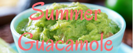 Summer Guacamole-Elements Style!