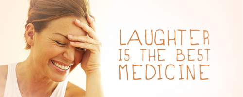 Banner Image for Laughter is the Best Medicine