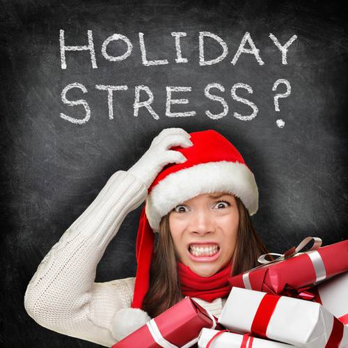 Massage - Your Holiday Stress-Buster