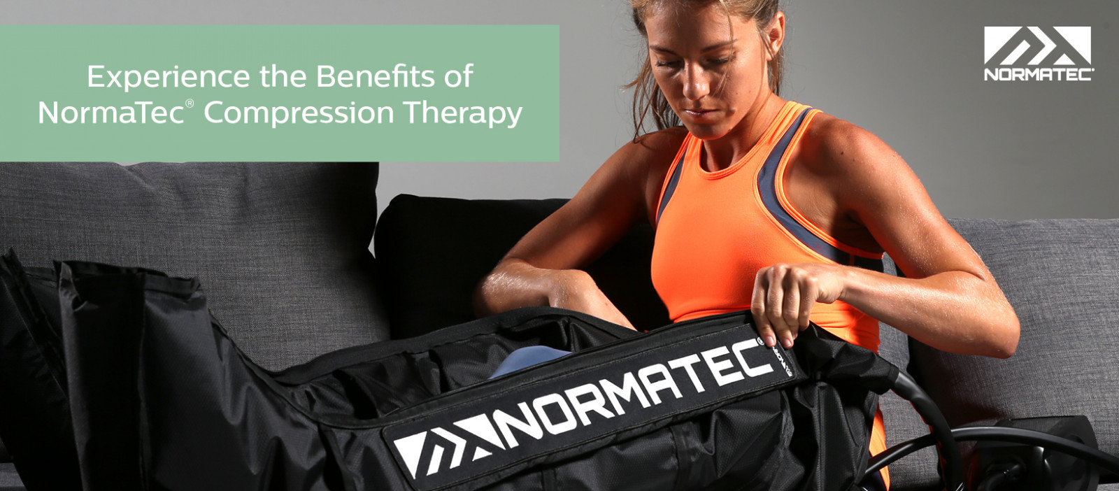 Banner Image for Experience The Benefits of a NormaTec Recovery Session