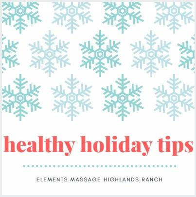Banner Image for Healthy Holiday Tips