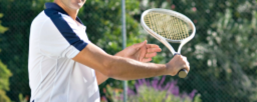 Banner Image for Summer Activity Series: Massage & Tennis