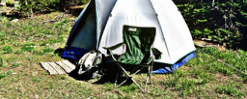 Massage & Camping