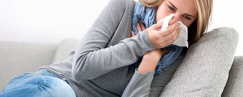 Massage the Natural Relief for the Common Cold