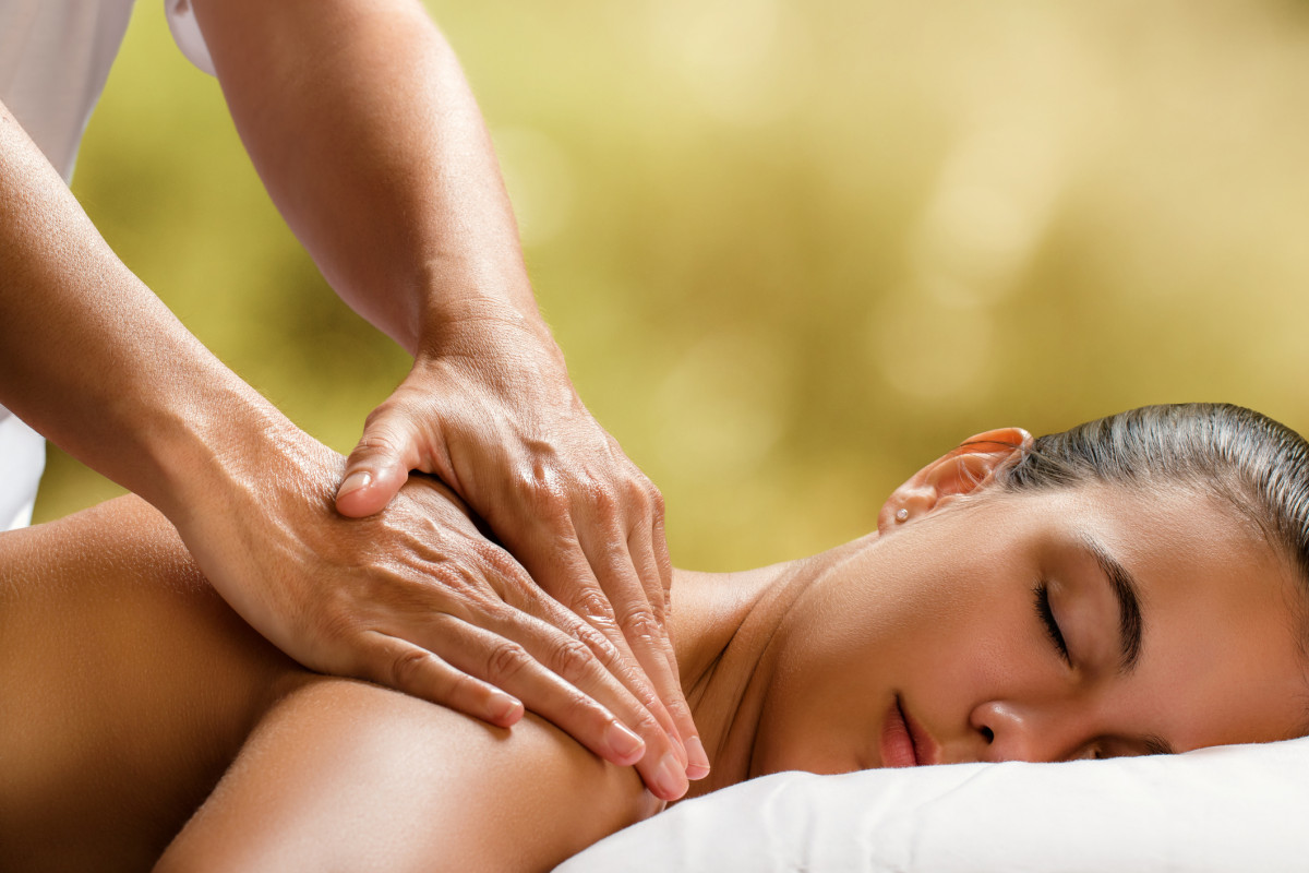 elements massage wellness program