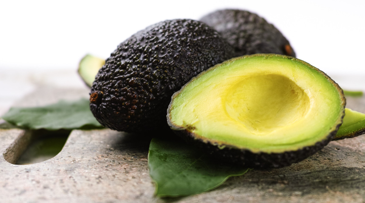 Avocados food for healthy skin