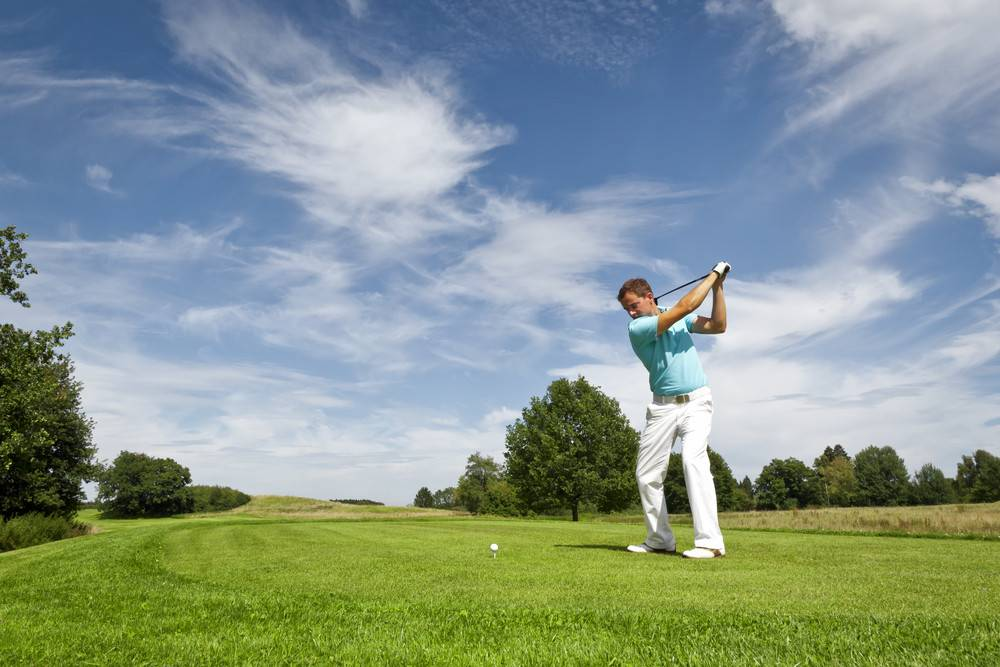 Banner Image for How Massage Helps You Have Your Best Golf Game