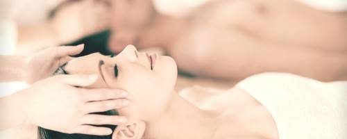 Banner Image for Share the Love this Valentine's Day – Book Your Couples Valentine's Massage