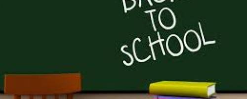 """10 Tips on How to Eliminate """"Back to School"""" Stress."""