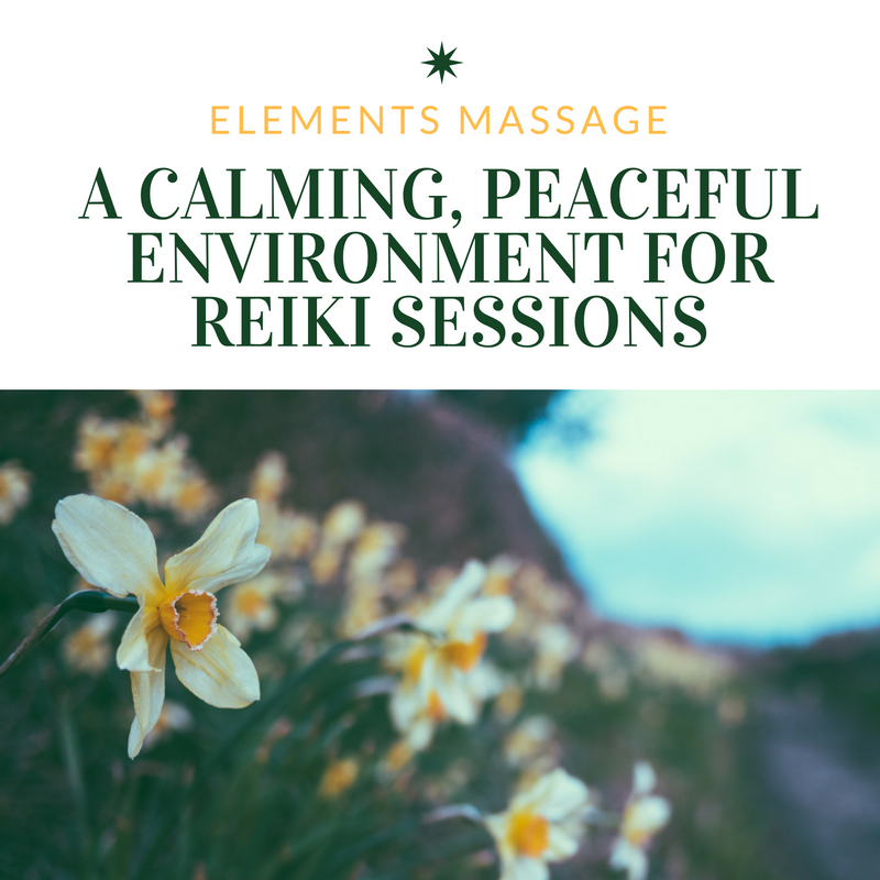 Cancer Patients receiving reiki