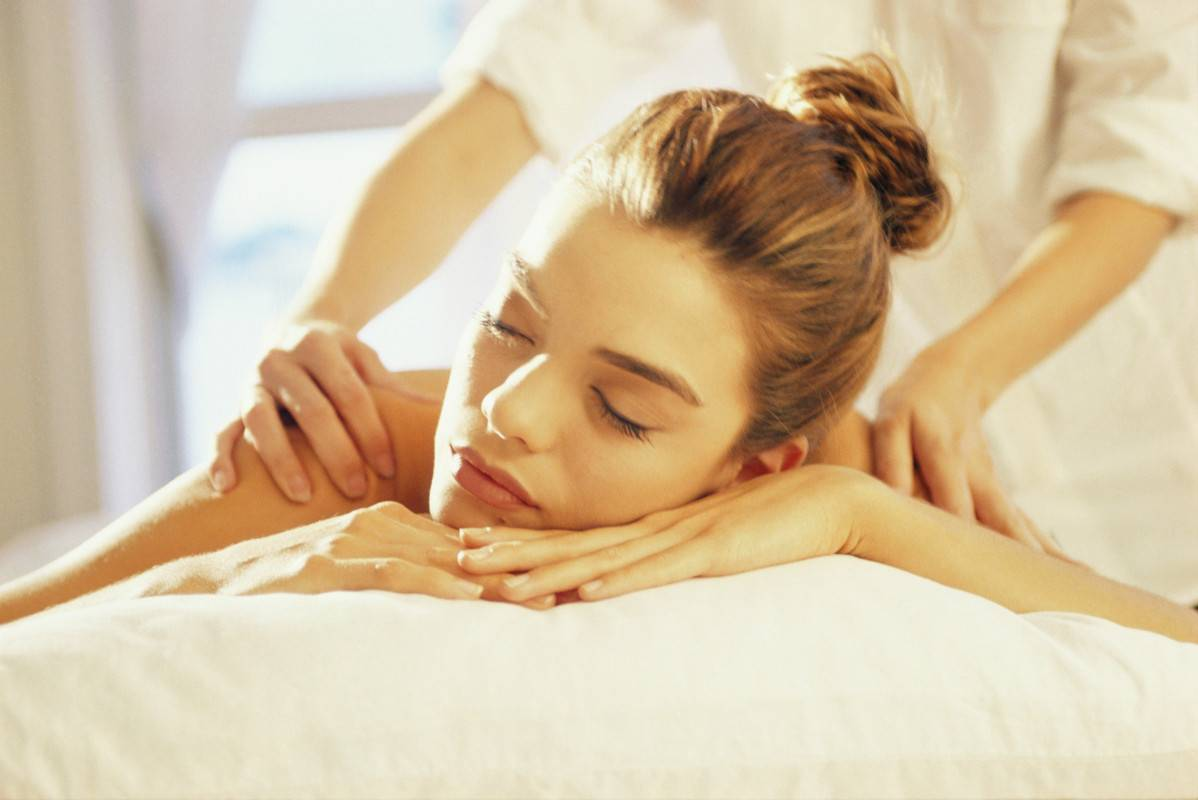 massage helps with decisions
