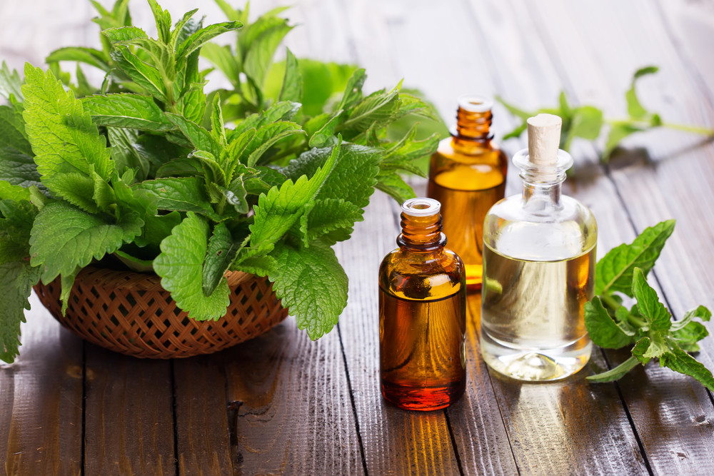 Peppermint Aromatherapy is in the Air