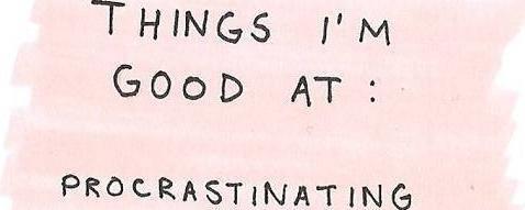 Banner Image for Preventing Procrastination