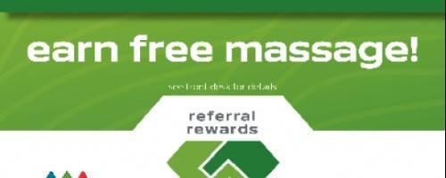 Banner Image for Referral Rewards Program