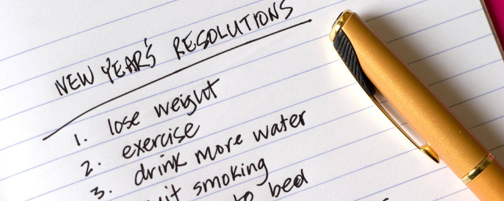 5 Tips for the Perfect Health and Wellness Resolution Plan