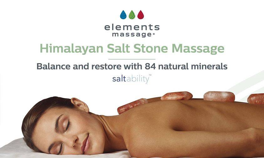 Banner Image for Himalayan Salt Stones bring Added Benefits to Hot Stone Massage