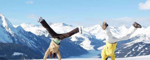 Banner Image for How Massage Can Prepare You for Winter Sports