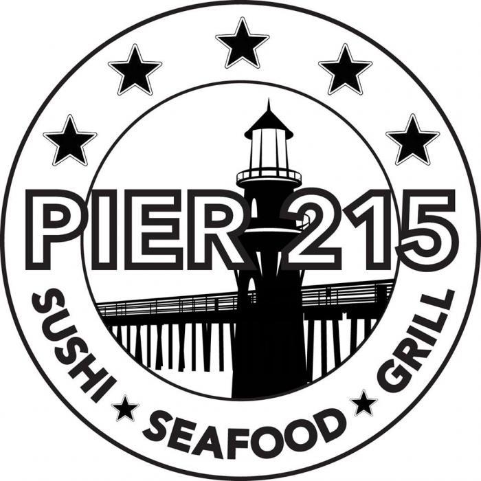 Pier 215 logo