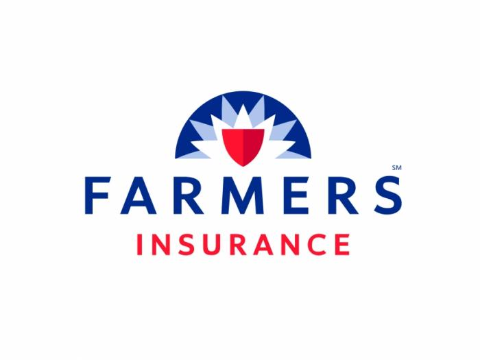 Farmer's Insurance logo