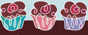 cupcake carousel logo