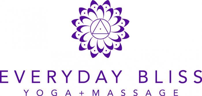 Everyday Bliss School of Massage logo